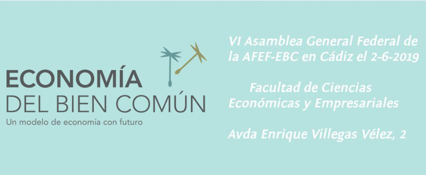Noticia VI Asamblea General Federal en Cádiz